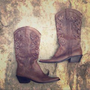 Matisse Boho Cowboy Boots